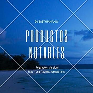 Productos Notables (Reggaeton Version)