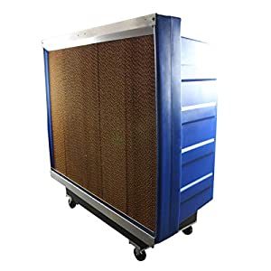 """MaxxAir Portable Evaporative Cooler   Massive Square Foot Cooling   Made in the USA (36"""")"""