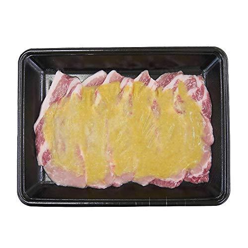 ( 産地直送 お取り寄せグルメ ) 長野県産 SPF豚ロース味噌漬け 480g