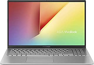 "ASUS VivoBook 15 S512FA-BR066T - Portátil de 15.6"" (Intel Core i5-8265U, 8 GB RAM, 256 GB SSD, Intel UHD Graphics 620, Windows 10) Plata - Teclado QWERTY Español (B07N98Q32Y) 