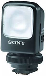 Sony HVL-S3D 3 Watt Video Light for DCR-DVD101/201/301 & DCR-HC40/65/85 & DCR-TRV38