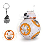 JLHOBBY Bb8 Remote Control Robot Star Wars 360°Rolling Singing Funny...