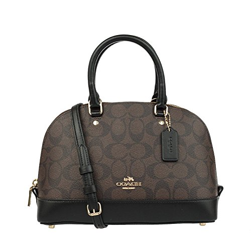 Coach Signature Coated Canvas