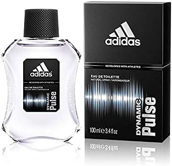 Adidas Dynamic Pulse Eau De Toilette Spray 3.4 Ounce