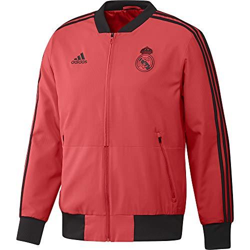 adidas Veste de survêtement Real Madrid Eu pour homme. M Cor