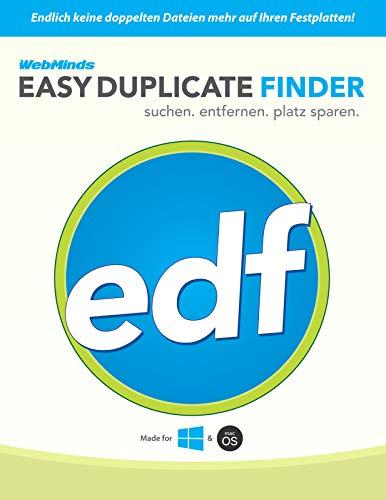 WebMinds Easy Duplicate Finder | 1 Gerät | PC | PC Aktivierungscode per Email