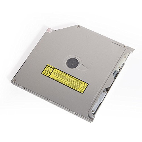 "New 9.5mm UJ8A8, UJ-8A8 CD-RW DVD-RW SATA Burner 8X Dual Layer DVD Super Drive for MacBook Pro 13"" A1278, MacBook Pro 15"" A1286, MacBook Pro 17"" A1297 Laptop"