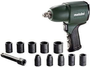 Metabo 604118500 Atornillador de Impacto Neumático, Verde, 0