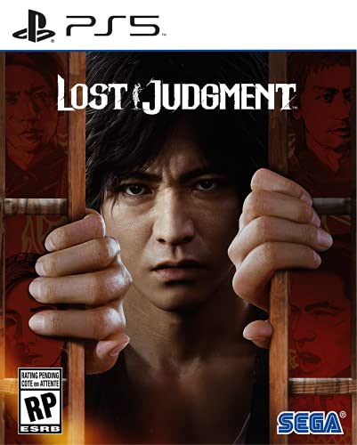 Lost Judgment for PlayStation 5 [USA]