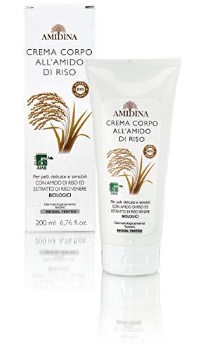 BODY CREAM with Rice Starch - 200 ml