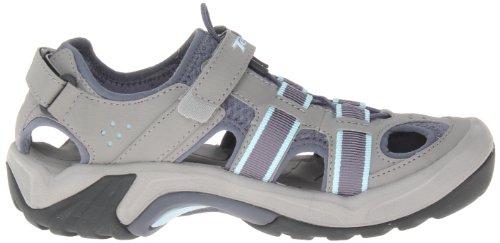 Teva Women's Omnium Sandal,Slate,8.5 W US