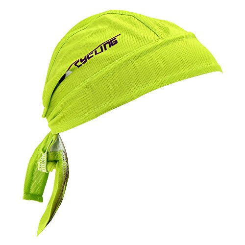 Docooler Outdoor Sport fiets ademend Hat Quick-Dry Bike Fietsen hoofddoek piraat sjaal hoofdband