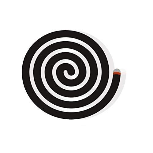 Delaspe 12Pcs Spiral Mosquito Coil, Mosquito Repellent Controller, Mosquito Repellent...