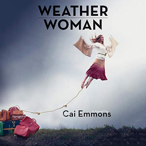 Weather Woman audiobook cover art