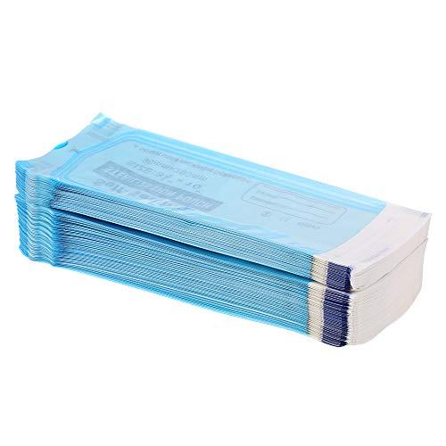 zroven 200 Teile/paket Selbstdicht Sterilisation Beutel Medizinischem Papier Einweg Dental Tattoo Werkzeug Aufbewahrungstasche 260 * 90mm