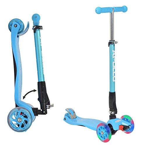 Apollo Fun-Scooter Kids Whiz LED Roller...