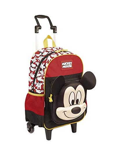 Mochilete de rodas Media Mickey 19Y - Sestini