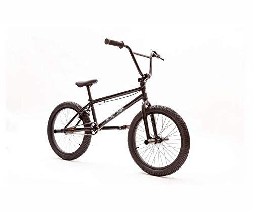 20 inch BMX-fietsen voor beginners tot gevorderde rijders, koolstofstaal frame en vork, 9 × 25T tandwielaandrijving, aluminium velgen