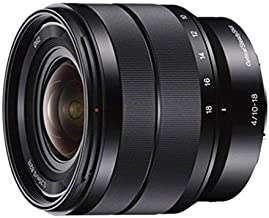 Sony SEL1018 10-18mm Wide-Angle Zoom Lens (Renewed)