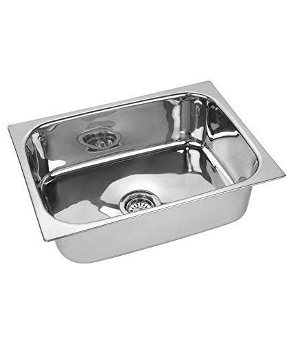 Royal sapphire Stainless Steel Sink, Size 18x16x8 inches