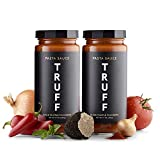 Iconic Flavors Of TRUFF With Garden-Fresh Ingredients. Meet your go-to red sauce. We blended the original flavors of TRUFF with garden-fresh ingredients to create a rich pasta sauce that's both balanced and bold. It's the TRUFF flavor you love, witho...