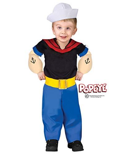 Orginial bambini costume Popeye