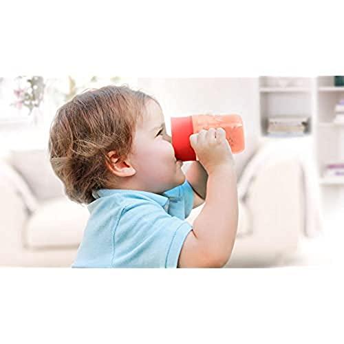 Philips Avent SCF782/00 Trinklernbecher, Sortiert, 260 ml, rot/apfelgrün - 7
