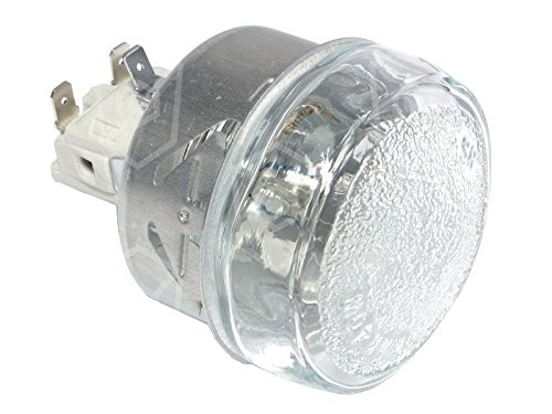 Backofenlampe für Küppersbusch CED120, CED220, CED110, CED106, CEC120, Roller-Grill RBE12, RBE4, RBE8, RBG12, RBG4, RBG8 ECO76