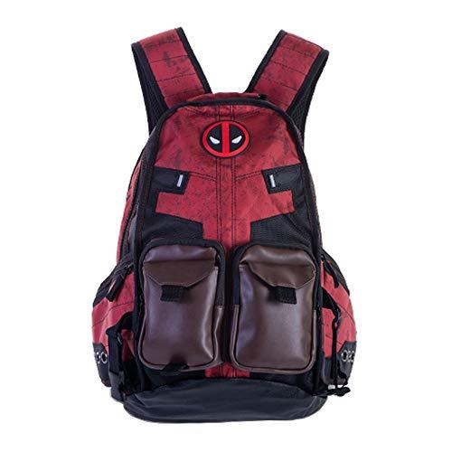 Backpack - Mochila Escolar Portátil Mochila de Viaje al Aire Libre Bolsa de Mano para Niños