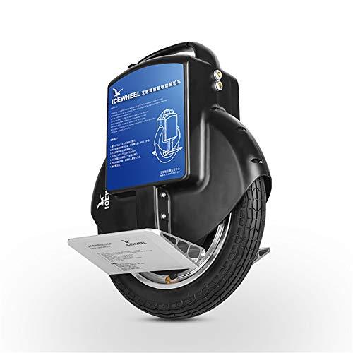 SUN JUNWEI Hoverboard Self Balancing Scooter,Mango Portátil Inteligente Bluetooth LED Luz Sola Rueda Balance Coche Monociclo De Regalo Al Aire Libre