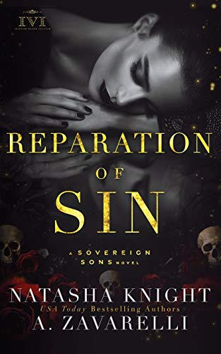 Reparation of Sin: A Sovereign Sons Novel (The Society Trilogy)