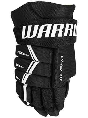 Warrior Alpha DX3 Handschuhe Bambini, Größe:9 Zoll, Farbe:schwarz