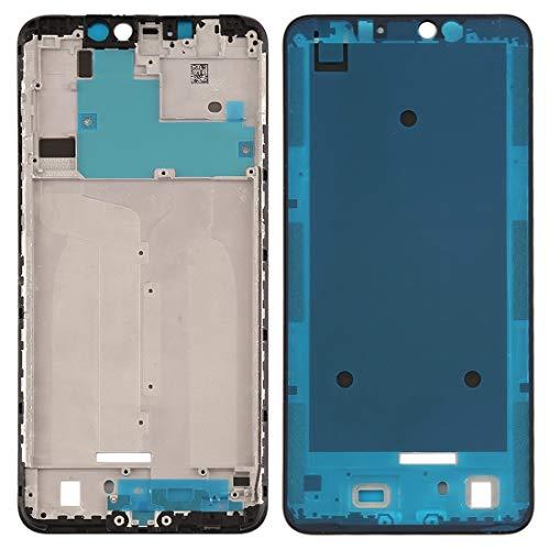 Partes de reparación de teléfonos móviles Placa de Marco de Marco Medio for Xiaomi Redmi Note 6 Pro (Color : Black)