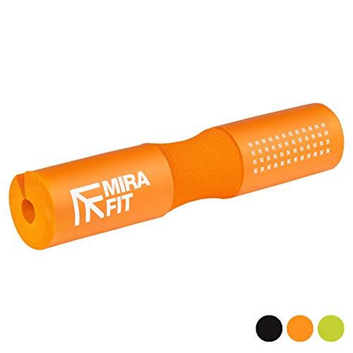 Mirafit - Cuscinetto per bilanciere da squat