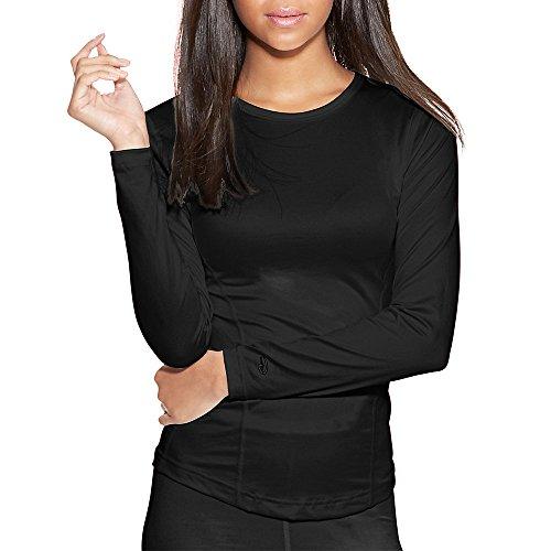 Champion Duofold Varitherm Women's Thermal Long-Sleeve Shirt