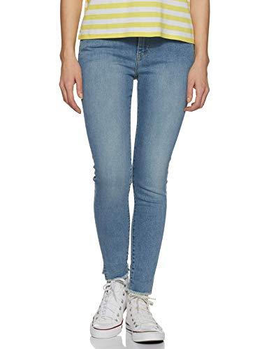 Levi's Women's Skinny Fit Jeans (21325-0134_Blue_28)