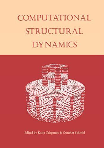Computational Structural Dynamics: Proceedings of the International Workshop, IZIIS, Skopje, Macedon