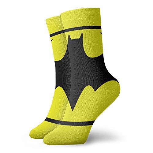 Divertido Bat Calcetines antideslizantes zapatillas calcetines calcetines suaves antideslizantes térmicos calcetines otoño e invierno cómodos calcetines 30cm