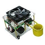 DIY Edificio de Ciencias Experimento Kit Mini máquina de calentamiento por inducción Calentador de agua de refrigeración disipación de calor de dispositivos de bricolaje Ciencias kit modelo 220V 2100W