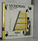 New York City 1 - Piet Mondrian
