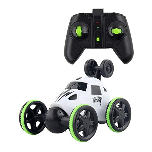 Yeefant Remote Control Car 360 Degree Rotating Tumbling Car Toy Gift for Kids RC Car Remote Control Stunt Car Monster Truck Rotating Tumbling High Speed Rock Crawler Vehicle Racing Vehicles for Kids Photo #2