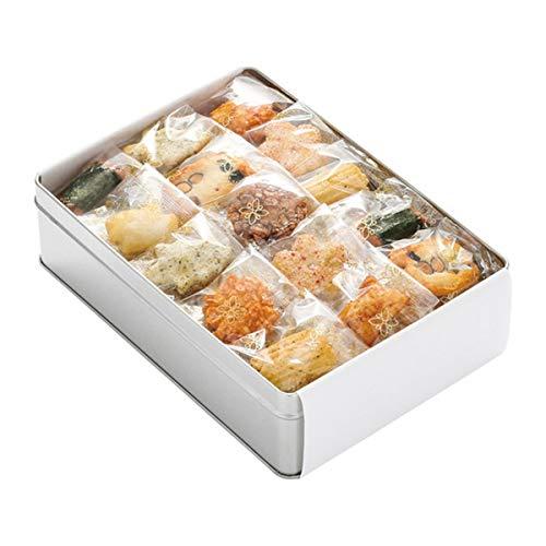 あげ餅 十菓撰 小缶 可愛いひと口タイプのおかき 詰め合わせ (小缶) 国産もち米あられ1個セット
