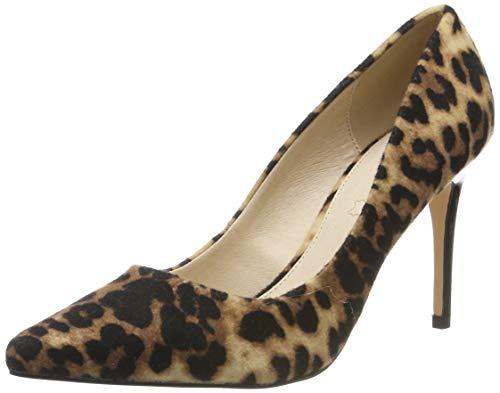 Buffalo Damen Fanny Pumps, Mehrfarbig (Leopard 001), 37 EU