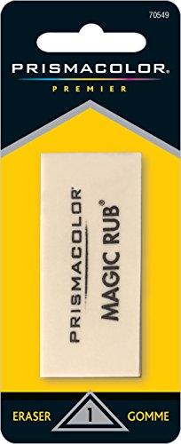 Sanford Prismacolor Premier Magic Rub Vinyl Eraser, 1 Pack