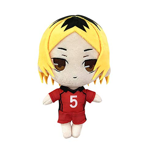 Kozume Kenma Plush Anime Haikyuu Plush Toy Pillow Throw Pillow Sofa Chair Car Decorative Toy Haikyuu Stuffed Plushie Doll for Anime Fans,Anime Soft Stuffed Plush Dolls Toys