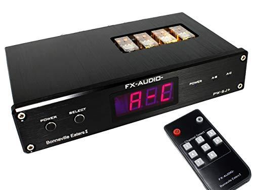 FX-AUDIO- PW-6J+[Bonneville Eaters II] 電子制御式 1:2アン...