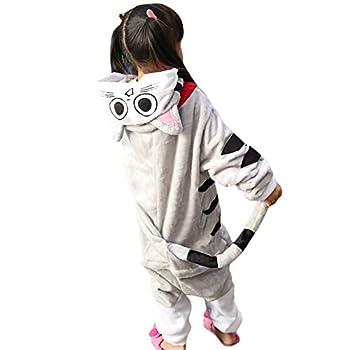 kids animal onesie pajamas