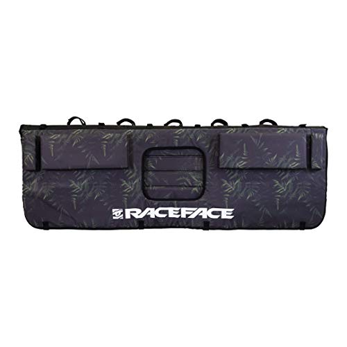 Race Face T2 Tailgate Pad in-Ferno, S/M