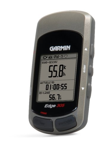 Garmin GPS Edge 305 Bundle