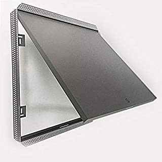 """Access Door 20"""" X 20"""" Sound Rated Steel Access Panel Door for Wall/Ceiling Application with Slotted Lock - [Outer Dimensio..."""